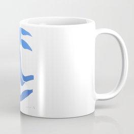 Henri Matisse,Le chevelure från 1952, Blue Hair Artwork, Men, Women, Youth Coffee Mug