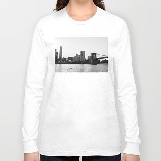 Manhattan III Long Sleeve T-shirt