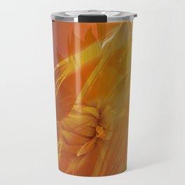 Sun Kissed Dahlia Travel Mug