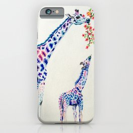 The tall tale iPhone Case