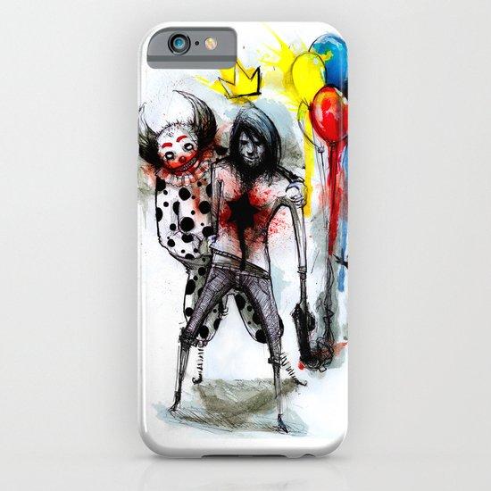 Clown Fun iPhone & iPod Case