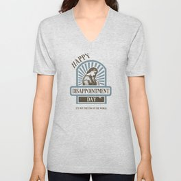 Great Disappointment Unisex V-Neck