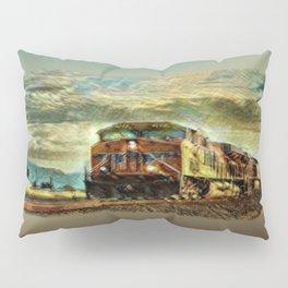 Observance Valley Freight Line Pillow Sham