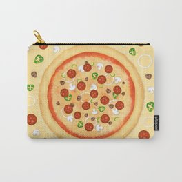 Just Pizza Carry-All Pouch