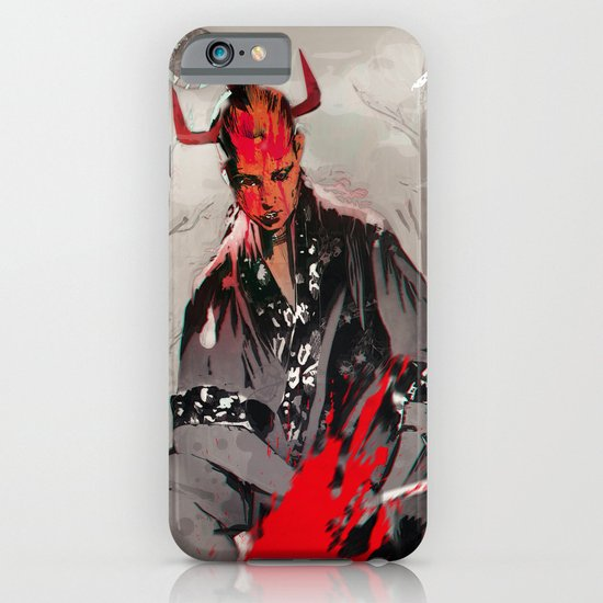 KARMA KILLER iPhone & iPod Case