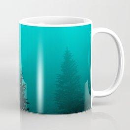 0345v2 Turquoise Fog - Seward, Alaska Coffee Mug