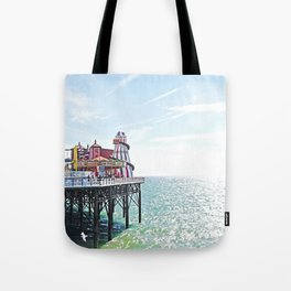 Seaside Excursion Tote Bag