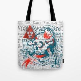 Speak No Evil by Handsome Lad Tote Bag