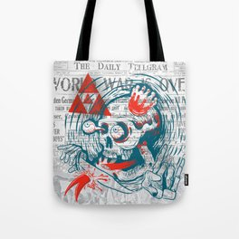 Speak No Evil by Handsome Lad Tote Bag