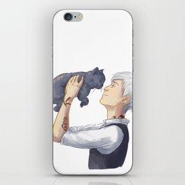 Jem and Church iPhone Skin