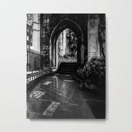 Cathedral Doorway  Metal Print