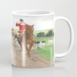 Foxhunt 3 Coffee Mug