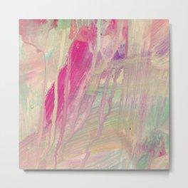 Pink I Metal Print