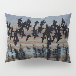 Sandpipers at Dusk Pillow Sham