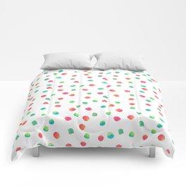 Happy Dots Comforters