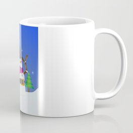 Snowy Pals Coffee Mug