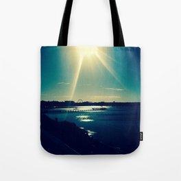 Funday Sundays Tote Bag