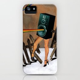 Battle of the Bands iPhone Case