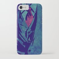 gentleman iPhone & iPod Cases featuring Gentleman by Giuseppe Cristiano