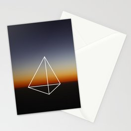 Geometry #20 Stationery Cards