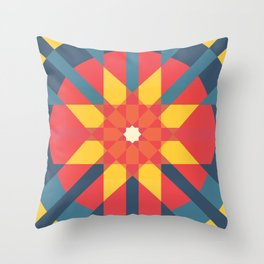 Venezuelan Pattern Throw Pillow