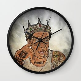 Kxng Cosby Wall Clock