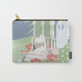 Spring in Moominvalley Carry-All Pouch
