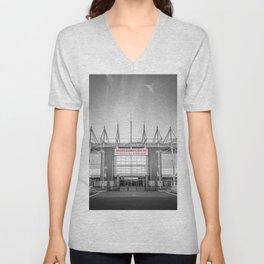 Riverside Stadium Unisex V-Neck