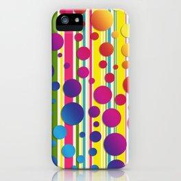 Beatnik Bubbles iPhone Case