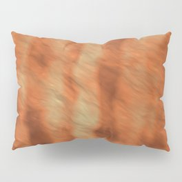 Rust Pillow Sham