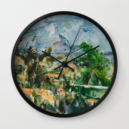 Mont Sainte Kaiju Wall Clock