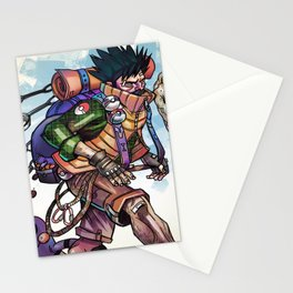 GPS: Geodude Positioning System Stationery Cards