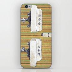 Sinks iPhone & iPod Skin