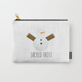 Jacked Frost Carry-All Pouch