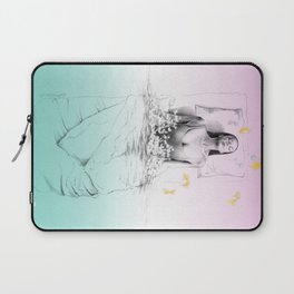 Waking up (Just a thought when I wasn't quite awake) Laptop Sleeve