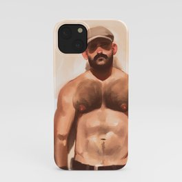 Newsboy Cap iPhone Case