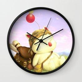 Moguri Wall Clock