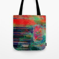 amsterdam Tote Bags featuring Amsterdam by Fernando Vieira