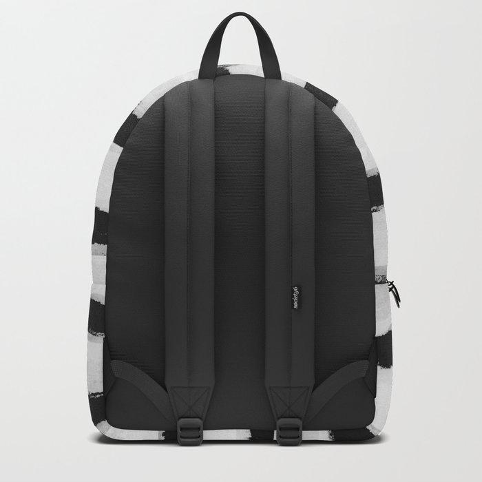 BW Stripes Backpack