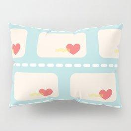 lover Letters Pillow Sham