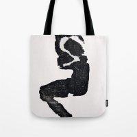 joker Tote Bags featuring Joker by Ryan Prylinski