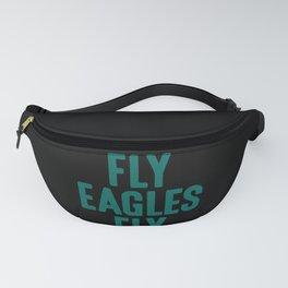 Fly Eagles Fly Philadelphia Football Fanny Pack