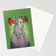 Qui-Gon Jinn Stationery Cards