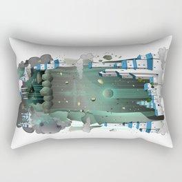 Paradise City Rectangular Pillow
