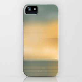Sea Sky iPhone Case
