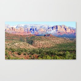 Sedona Vista Canvas Print
