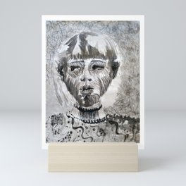Josie Smith Self Portrait Mini Art Print