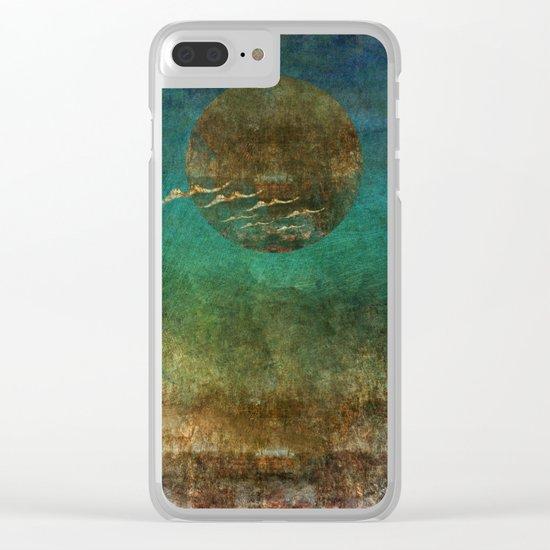 Exodus Clear iPhone Case