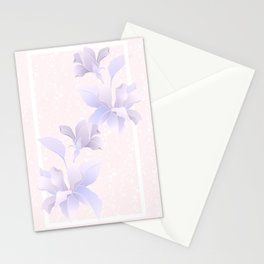 LILIUM FLOWERS Stationery Cards