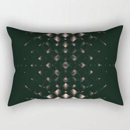 Goes Bump In The Night Rectangular Pillow